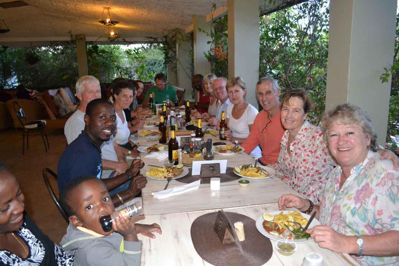Gately Inn Entebbe - Good Restaurant in Entebbe - Fine Dining - Coffee Shop