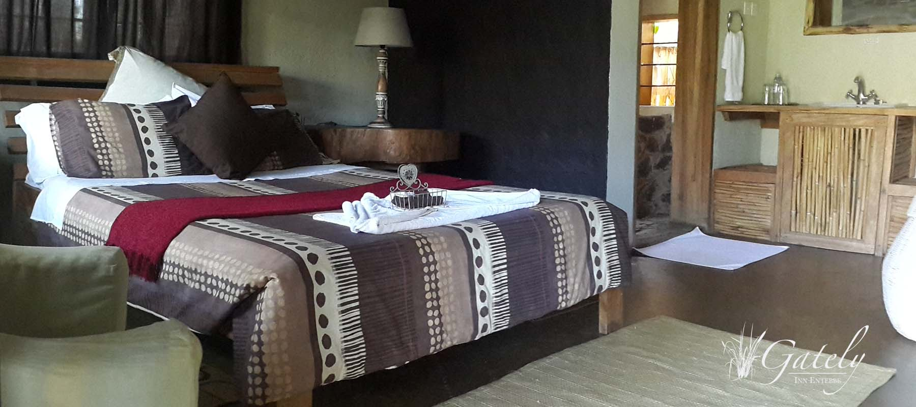 Standard Cottage Accommodation in Entebbe