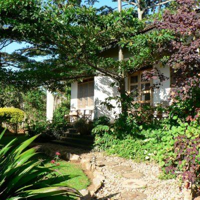 Gately Inn cottage accommodation in Entebbe