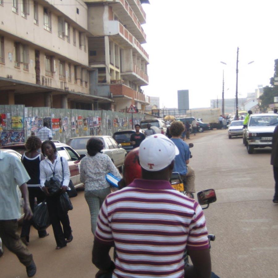 Kampala Boda Boda Trips - Uganda City Tours
