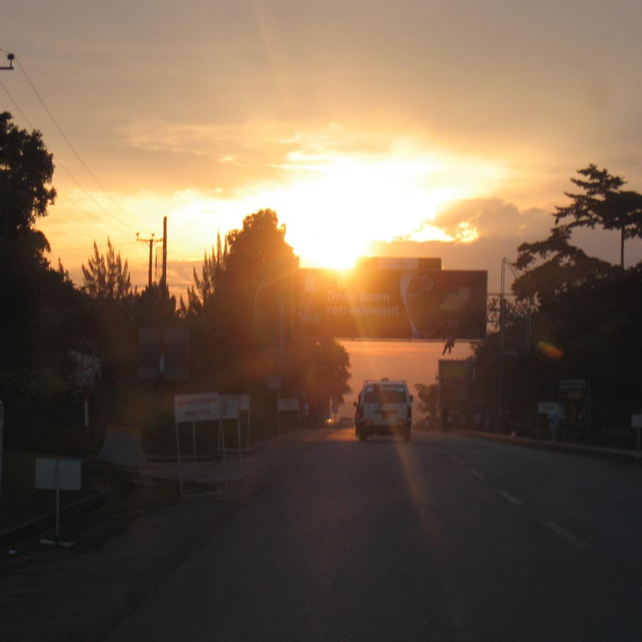 Uganda Entebbe Sunset Cruises