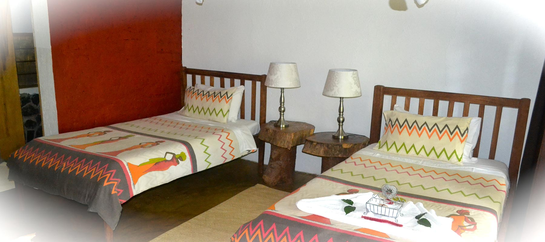 twin or double room - Gately Inn Entebbe, Accommodation in Entebbe