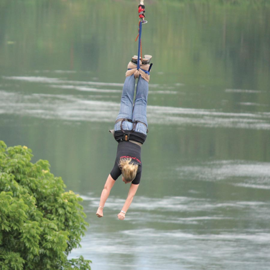 Bungee Jumping Jinja Nile Expedition