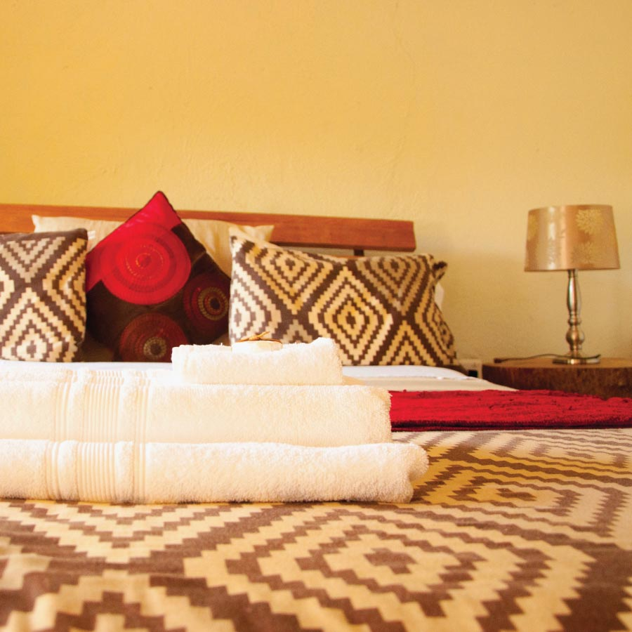 Entebbe hotel Cottage room rates