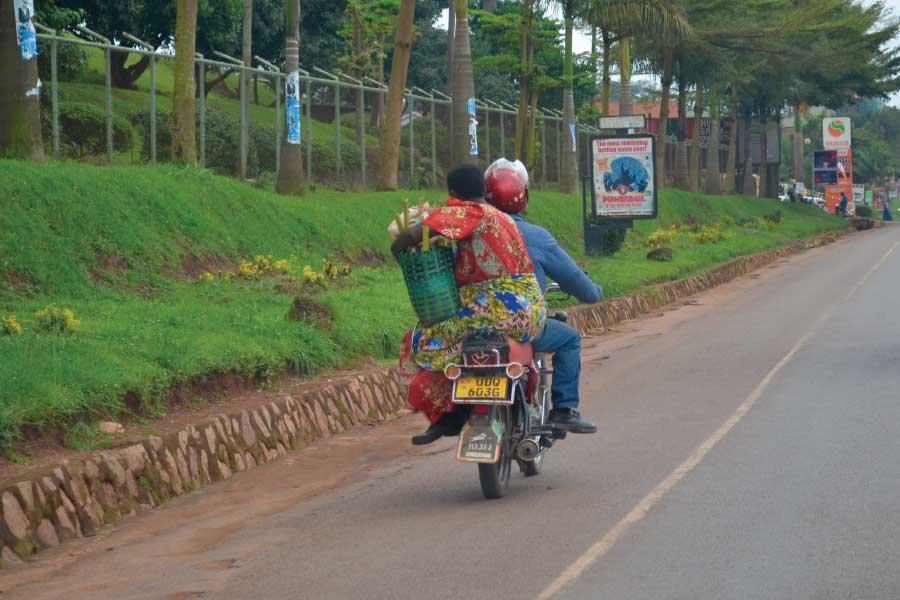 Wheeling & Dealing Around Uganda