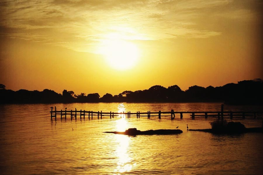 Why the Pearl of Africa?- Uganda Sunset View